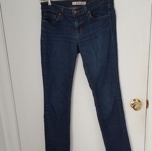J BRAND Jeans Pencil Leg Pure wash